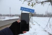 Köyde Kurulan Kamera Sistemi İle Gurbetçiler Hasret Gideriyor