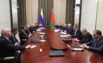BELARUS DEVLET BAŞKANı - Putin Ve Lukaşenko'dan 5 Buçuk Saatlik Gaz Pazarlığı