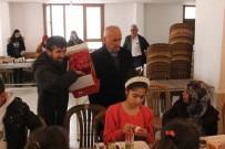 CAMİİ - Simitçi Erkan'dan Suriyeli Yetim Çocuklara Kahvaltı