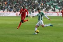 MEHMET CAN - Süper Lig Açıklaması Konyaspor Açıklaması 0 - Gaziantep FK Açıklaması 0 (İlk Yarı)