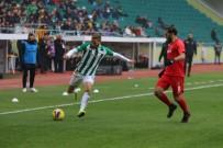 ALI PALABıYıK - Süper Lig Açıklaması Konyaspor Açıklaması 0 - Gaziantep FK Açıklaması 0 (Maç Sonucu)