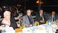 Yeni Yönetim Kurulu Başkan Ve Üyeleri Düzenlenen Yemekte Tanıştı