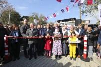 BÜLENT TEZCAN - Yılmazköy'de Hasan Yavuz Parkı Açıldı
