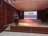 Yozgat Çözüm Kolejinde LGS Bilgilendirme Toplantısı