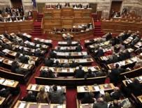 FAŞIST - Yunan Parlamentosunda İslam tartışması