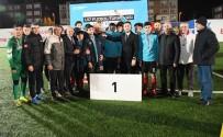 10 Kasım Turnuvası Şampiyonu Kosova Güçspor