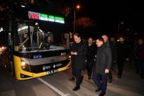 BEYLIKDÜZÜ BELEDIYESI - 76 SM Sahil, Kavaklı, Güzelyurt Metrobüs Hattı Hizmete Açıldı