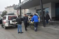 Boyabat'ta Trafik Kazası Açıklaması 5 Yaralı