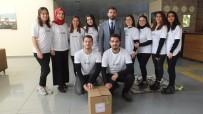 Burhaniye'de Üniversiteli Gençlerden Yardım Eli