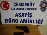 Çekmeköy'de Öğrenci Yurdunu Böyle Kurşunladılar