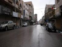 İSRAIL SAVUNMA BAKANı - El-Halil'de İsrail'in Kentteki Yeni Yerleşim Planı Protesto Ediliyor