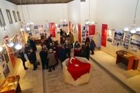 YAŞAR KARADENIZ - İlk Türk Kadın Mitingini Anlatan Resim Sergisi Açıldı