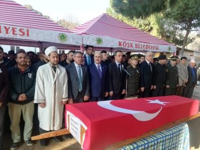 Kıbrıs Gazisi Halil Demirci Son Yolculuğuna Uğurlandı