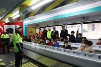 TRAFİK EĞİTİMİ - Mobil Trafik Eğitim Tırı Mersin'de