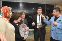 KADıN HAKLARı  - Nazilli'de Görev Yapan Muhtar Eşlerinden Başkan Özcan'a Anlamlı Hediye