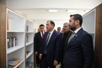 Şehit Kıratlı Anısına Yapılan Kütüphane Açıldı