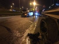 Şile Otoyolunda Zincirleme Kaza Açıklaması 2 Yaralı