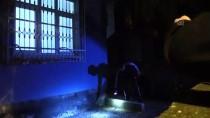 Adana'da Bahçeye Atılan Ses Bombası Paniğe Yol Açtı