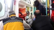 Adana'da Bıçaklı Kavga Açıklaması 1 Yaralı