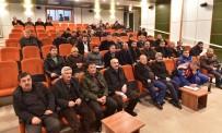 TRAFİK TESCİL - Ahlat'ta 'Öncelik Hayatın, Öncelik Yayanın' Semineri