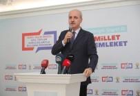 BEYKOZ BELEDİYESİ - AK Parti Genel Başkanvekili Kurtulmuş STK Temsilcileriyle Bir Araya Geldi