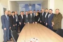 SÜLEYMAN ÖZDEMIR - AK Parti Vakfıkebir Teşkilatı'nda Yönetim Kurulu Belli Oldu