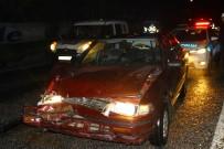 ALKOLLÜ SÜRÜCÜ - Alkollü Ve Ehliyetsiz Sürücü Polisi Kandıramadı