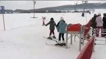 Ardahan'da 'Kayak Öğrenme Kursu' Sona Erdi