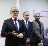 AKUPUNKTUR - Atatürk Devlet Hastanesi'nde GETAT Ünitesi Açıldı