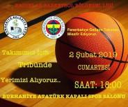 Başkan Uysal'dan Kadın Basketçilere Tam Destek