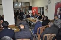 TOPRAK MAHSULLERI OFISI - Beylikova İlçesinde Üreticilerle Sohbet Toplantısı