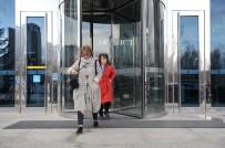 BAŞKONSOLOSLUK - BM Raportörü Callamard, AK Parti Genel Başkan Danışmanı Aktay İle Görüştü