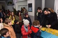 BOZÜYÜK BELEDİYESİ - Bozüyük'te Sinema Günleri 12 Bin Çocuğu Mutlu Etti