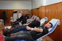 Dursunbey'de Kök Hücre Bağışına Yoğun İlgi