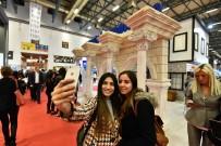 HADRIAN - EMİTT' Te Muratpaşa Standına Yoğun İlgi
