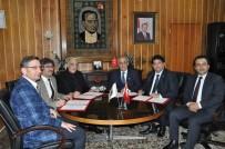 İŞKUR - ETB, ETSO, İŞKUR Ve Atatürk Üniversitesi Arasında MEGİP Protokolü İmzalandı