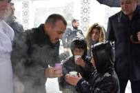 Kış Günü İnsanın İçini Isıtan İkram 'Salep'