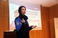 BAĞCıLAR BELEDIYESI - Polislerden Annelere Uyarı 'Çocuğunuzu Polisle Korkutmayın'