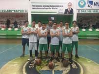 MURAT ÖZTÜRK - Salihli Belediyespor'lu Basketbolcular Milli Takım Yolunda