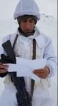 TÜRKÇE ÖĞRETMENI - Siverekli Öğrencilerden Kuzey Irak'ta Görev Yapan Askerlere Mektup