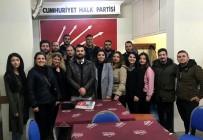 HÜSEYIN ÇALıŞKAN - Söke CHP'nin Yeni Gençlik Kolları Yönetimi Atandı