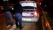 Adana'da Polisi Görünce Kaçan Sürücünün Aracında Çalıntı Kablo Bulundu