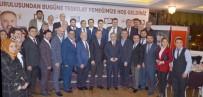 AK Parti'den Birlik Ve Beraberlik Yemeği