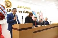 Anamur Turizm Ve Kültür Derneği Başkanı Fatih Şen Güven Tazeledi