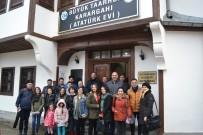 BÜYÜK TAARRUZ - Atatürk Evi'ne Ziyaretçi Akını