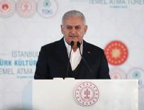 TAKSIM MEYDANı - Binali Yıldırım'dan CHP'ye sert eleştiri
