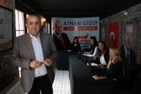 Başkan Adayı Ayhan Gider Çağrı Merkezinde Soruları Yanıtladı