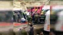İŞGAL - Batı Şeria'da Otobüs Kazası Açıklaması 2 Ölü, 41 Yaralı