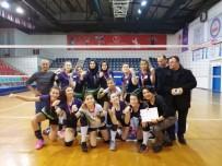 Çaycuma Kadın Voleybol Takımı Yarı Finale Çıktı