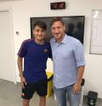 CENGİZ ÜNDER - Cengiz Ünder Açıklaması 'Totti İle Oynamak İsterdim'
